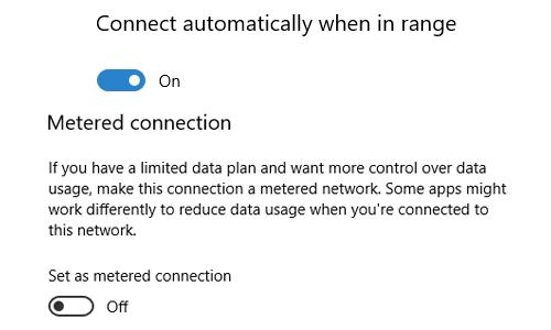 исправление отключения Wi-Fi